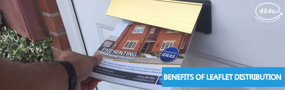 leaflet distribution benefits